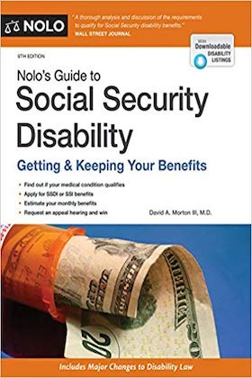 Social Security Disability by Nolo Press